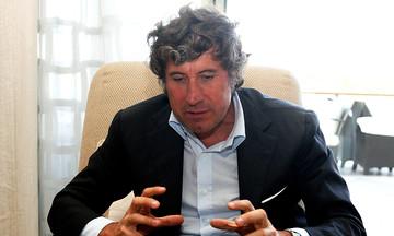 Ο «μεθύστακας» Μαλεζάνι είχε μιλήσει με την ΕΠΟ για την Εθνική