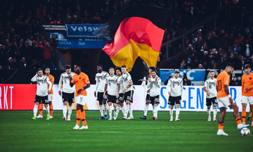 Τα γκολ της Γερμανίας επί της Ολλανδίας