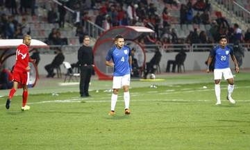 Το πιο απίθανο γκολ από τον γκολκίπερ της Ιορδανίας (vid)