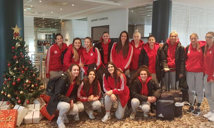 Βολερό - Ολυμπιακός: Για το πρώτο βήμα στις Κάννες