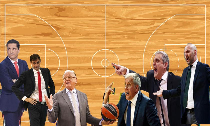 Που πήγαν οι προπονητές του Ολυμπιακού και του Παναθηναϊκού