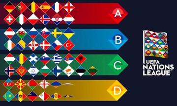 Αυτά είναι τα ζευγάρια των play offs του Nations League