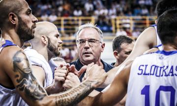 Εθνική Ανδρών: Νέα πρόσωπα στο τελευταίο «παράθυρο» της FIBA