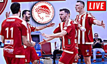 LIVE: Ολυμπιακός - ΑΕΚ (17:30)