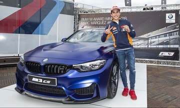 Κέρδισε 6 BMW M, για 6 συνεχόμενα χρόνια