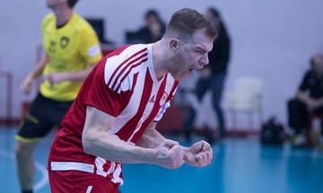 Με στόχο την πρόκριση αναχωρεί για την Κροατία ο Ολυμπιακός