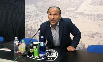 Πρέλεβιτς: «Είναι τέλος εποχής - Ο ΠΑΟΚ η μόνη ομάδα χωρίς ιδιοκτήτη»