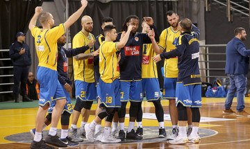 Basket League: Για το 7/7 το Περιστέρι, στην Πάτρα η Κύμη, στο Ρέθυμνο ο Χολαργός