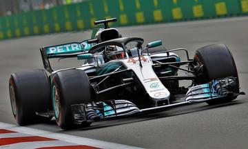 Formula 1:  Άλλη μία pole position για τον Χάμιλτον στο Άμπου Ντάμπι
