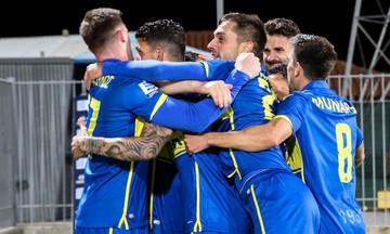 Αστέρας Τρίπολης-ΑΕΛ 2-0: Έσπασε η γκίνια