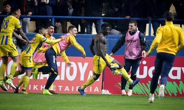 Παναιτωλικός-ΑΕΚ 2-1: Την «τελείωσε» ο Καμαρά