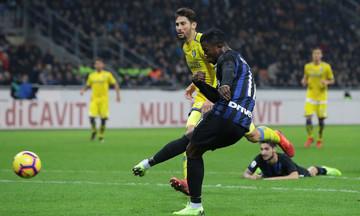 Serie A: «Τριάρα» της Ίντερ στην Φροζινόνε (αποτελέσματα) (βαθμολογία)