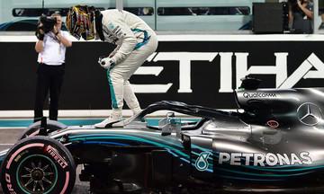 Formula 1: Νίκη για Χάμιλτον στο Άμπου Ντάμπι