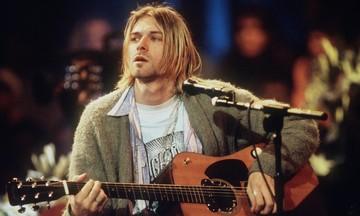"""Ανέκδοτη συνέντευξη: Ο Cobain αποκαλύπτει το ποσό που έλαβαν οι Nirvana για το """"Nevermind"""""""