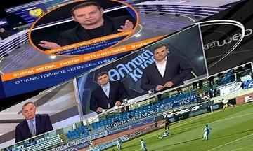 Ντέμης Νικολαΐδης εναντίον «Αθλητικής Κυριακής» - Ο νικητής της τηλεθέασης