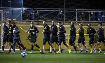 Champions League: ΑΕΚ-Άγιαξ (19.55)-Αναζητείται σανίδα σωτηρίας