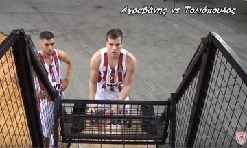 Aγραβάνης vs Τολιόπουλος: ποιος νίκησε; (vid)