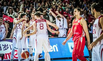 H Toυρκία νίκησε την Ισπανία