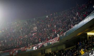 Tόσα εισιτήρια κόπηκαν στο Μπέτις-Ολυμπιακός (pic)
