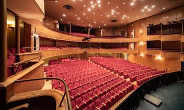 Το ιστορικό θέατρο «Ολύμπια» ανοίγει τις πόρτες του