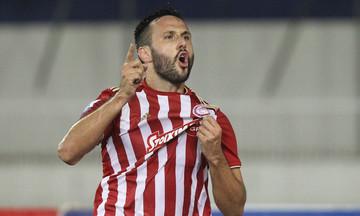 Βούκοβιτς: «Ο Λεμονής πίστευε ότι δεν είμαι καλός - Μπορούμε απέναντι στη Μίλαν»