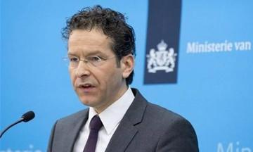 Ντάισελμπλουμ: «Αν είχαμε αφήσει την Ελλάδα να φύγει από το ευρώ...»