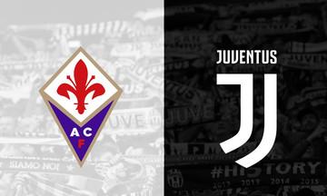 Serie A: Στην έδρα της Φιορεντίνα δοκιμάζεται η Γιουβέντους