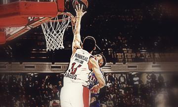 TOP-10 EuroLeague: Ο Παπανικολάου «έσβησε τα φώτα»! (vid)