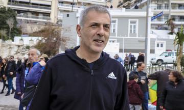 Ο πρόεδρος του Ολυμπιακού με φανέλα της Νότιγχαμ (pic)