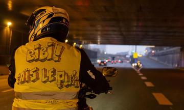 Xαμός ξανά στο Παρίσι σε διαδήλωση των «κίτρινων γιλέκων» (vids)