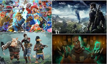 Δεκέμβριος 2018: Οι νέες κυκλοφορίες στα games!