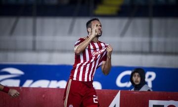Βούκοβιτς: «Δυο σήματα ομάδων μπορώ να φιλήσω. Του Ολυμπιακού και...»