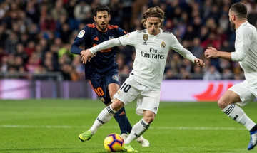 La Liga: Ξεπέρασε το εμπόδιο της Βαλένθια η Ρεάλ (αποτελέσματα) (βαθμολογία)