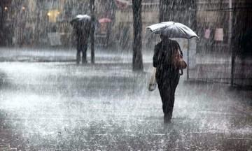 Αστατος ο καιρός - Βροχές και θερμοκρασίες από... 3°C
