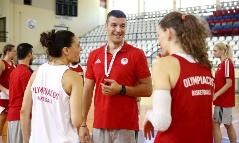 Α1 Γυναικών: Για την νίκη απέναντι στην Ελευθερία Μοσχάτου ο Ολυμπιακός