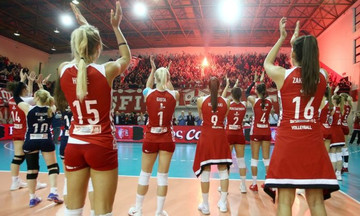 Volleyleague: Ο Ολυμπιακός απέναντι στον Πανναξιακό στην 7η αγωνιστική