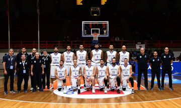 Στη Σερβία η Εθνική ομάδα χωρίς Μπουρούση