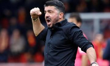 Γκατούζο: «Η Ιταλία έχει 60 εκατομμύρια προπονητές»