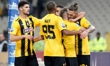 Τα highlights της αναμέτρησης ΑΕΚ - Ξάνθη 2-0 (vid)