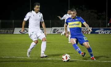 Τα highlights του Λεβαδειακός-Αστέρας Τρίπολης 0-2