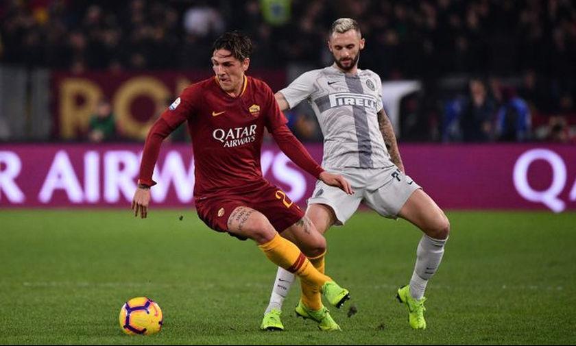 Serie A: Ο Μπρόζοβιτς χαντάκωσε την Ίντερ στη Ρώμη (αποτελέσματα, βαθμολογία)