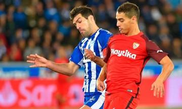 La Liga: «Σκόνταψε» η Σεβίλη, κορυφή η Μπαρτσελόνα (αποτελέσματα, βαθμολογία)