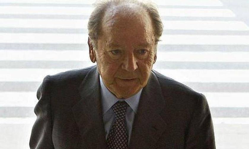 Πέθανε ο πρώην πρόεδρος της Μπαρτσελόνα Τζοσέπ Λουίς Νούνιες