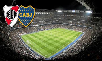 «Γεια σου Μαδρίτη, είμαστε η... Μπόκα»(vid)