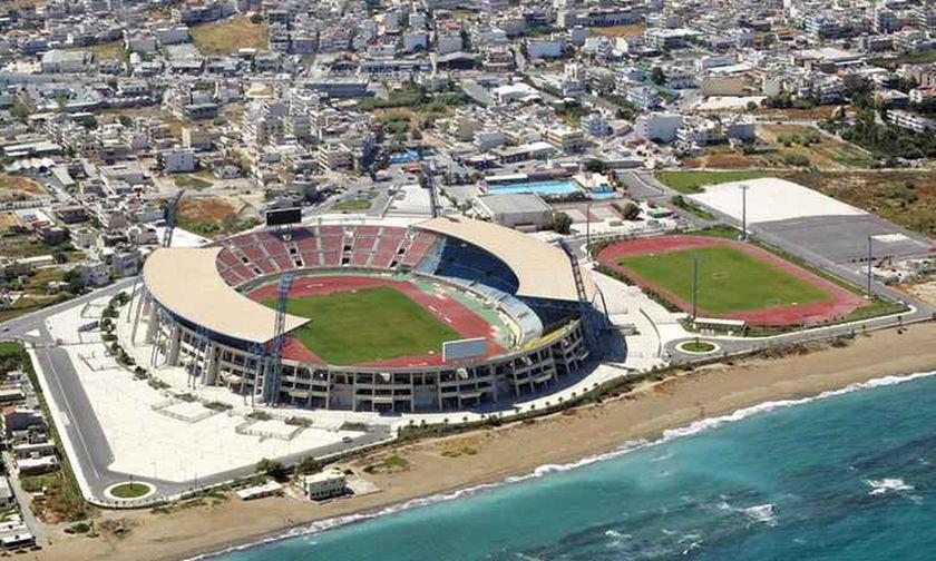 Στην Κρήτη αντιπροσωπεία της UEFA για την επιθεώρηση της έδρας της Εθνικής μας
