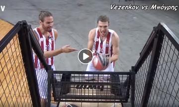 Βεζένκοφ VS Μπόγρη: Ποιος νίκησε; (vid)