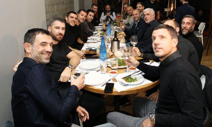Ένα Euro... 2004 στο τραπέζι - Το reunion των πρωταθλητών