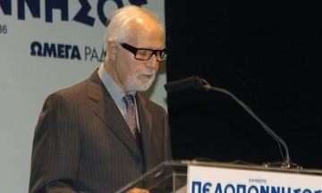 «Έφυγε» ο Σπύρος Δούκας, επί 24 χρόνια εκδότης της εφημερίδας «Πελοπόννησος»