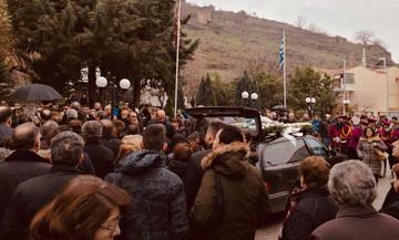Απέραντη θλίψη στην κηδεία της 21χρονης φοιτήτριας