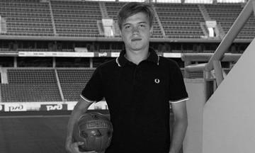 Οι τελευταίες στιγμές του 18χρονου ποδοσφαιριστή- Μια αλεπού του κλέβει το μπουφάν (vid)